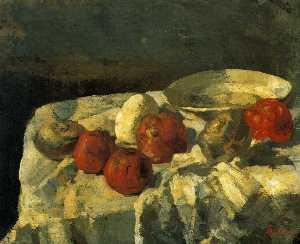 Les pommes rouges