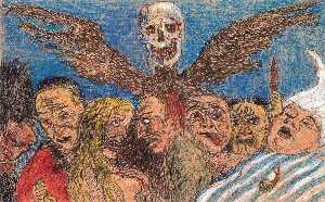 The Deadly Sins Dominated by Death