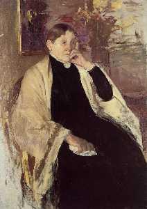 Mrs Robert S. Cassatt