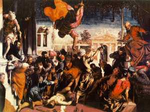 Wikioo.org - The Encyclopedia of Fine Arts - Artist, Painter  Tintoretto (Jacopo Comin)