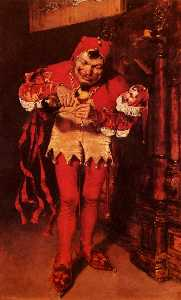 Keying Up, The Court Jester