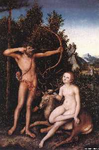 Apollo and Diana in the Wood 1