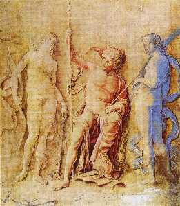 Mars, Venus, and Diana