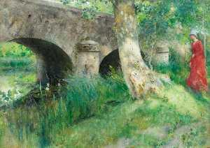 The Bridge in Grez