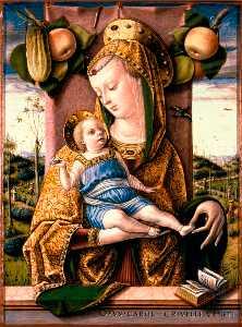 Wikioo.org - The Encyclopedia of Fine Arts - Artist, Painter  Carlo Crivelli
