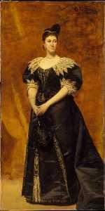 Mrs. William Astor (Caroline Webster Schermerhorn)