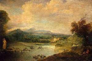 Landscape in a Venetian Manner