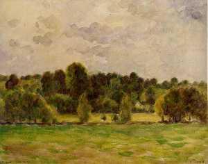 Eragny, Twilight