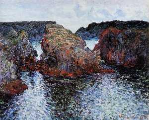 Belle-Ile, Rocks at Port-Goulphar