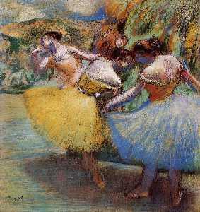 Three Dancers 1