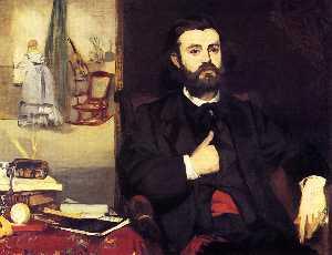 Portrait of Zacharie Astruc