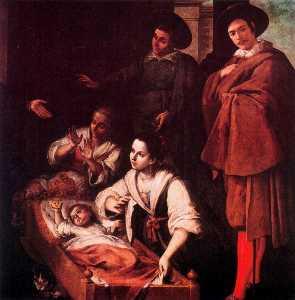Nacimiento de San Pedro Nolasco