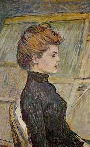 Portrait of Helen (detail)