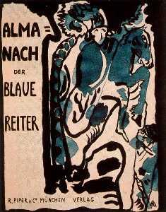 Boceto definitivo para la cubierta del almanaque