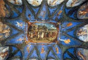 Francesco Maria della Rovere Leading His Troups