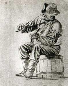 Study of a Fiddler