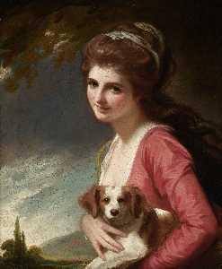 Lady Hamilton as Nature