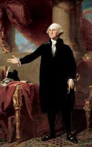George Washington (The Landsdowne Portrait)