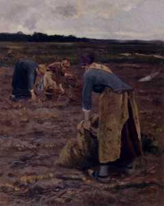 The Potato Gatherers