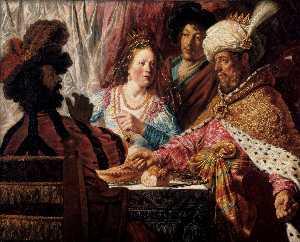 Wikioo.org - The Encyclopedia of Fine Arts - Artist, Painter  Jan Lievens