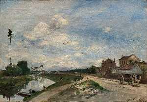 The Seine at Bas-Meudon