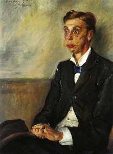 Portrait of Eduard, Count Keyserling