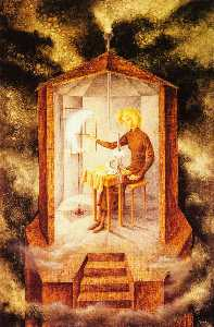 Wikioo.org - The Encyclopedia of Fine Arts - Artist, Painter  Remedios Varo