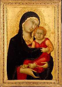 Madonna col Bambino 2