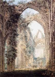 Wikioo.org - The Encyclopedia of Fine Arts - Artist, Painter  Thomas Girtin