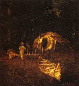 The Canoe Builders