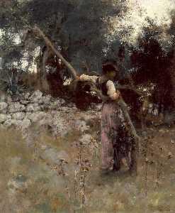 Capri (also known as A Girl of Capri)