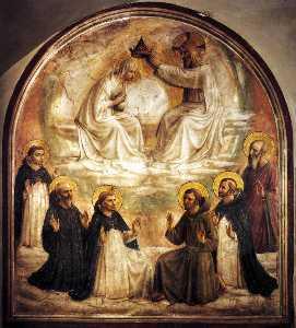 Coronation of the Virgin (Convento di San Marco, Florence)