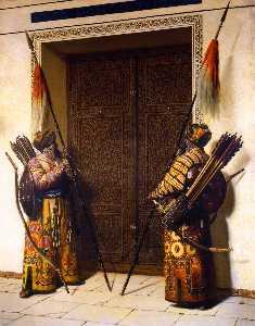 The Doors of Timur (Tamerlane)