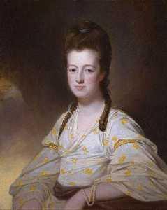 Dorothy Cavendish, wife of William Cavendish Bentinck, 3rd Duke of Portland