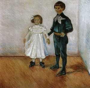 Erdmute and Hans Herbert Esche