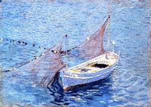 Filet et Barque