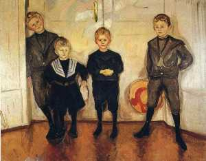 The Four Sons of Dr. Linde