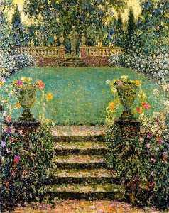 The Garden's Steps, Gergeroy