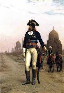 General Bonaparte in Cairo