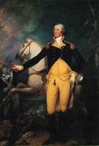 George Washington before the Battle of Trenton