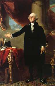 George Washington (The Landsdowne Portrait)