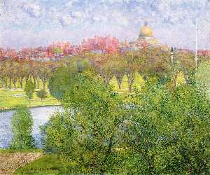 The Gilded Dome, Spring
