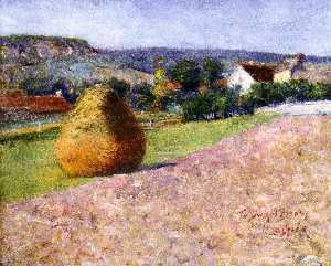 Grainstack, Giverny