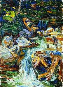 Kochel - Waterfall II