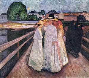 The Ladies on the Bridge
