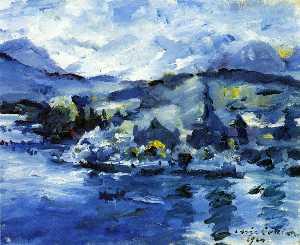 Lake Lucerne, Afternoon