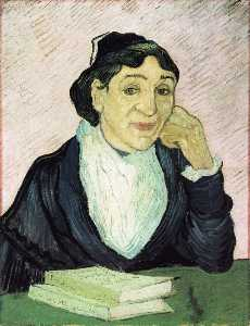 L'Arlesienne, Portrait of Madame Ginoux
