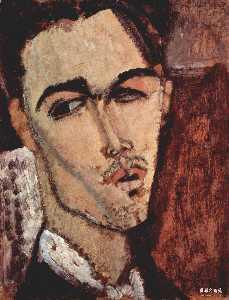Portrait of Celso Lagar