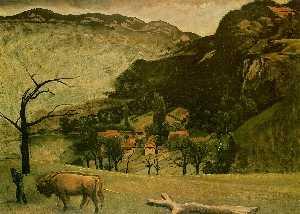 Balthus (Balthasar Klossowski)