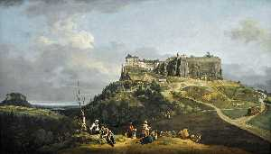 The Fortress of Konigstein